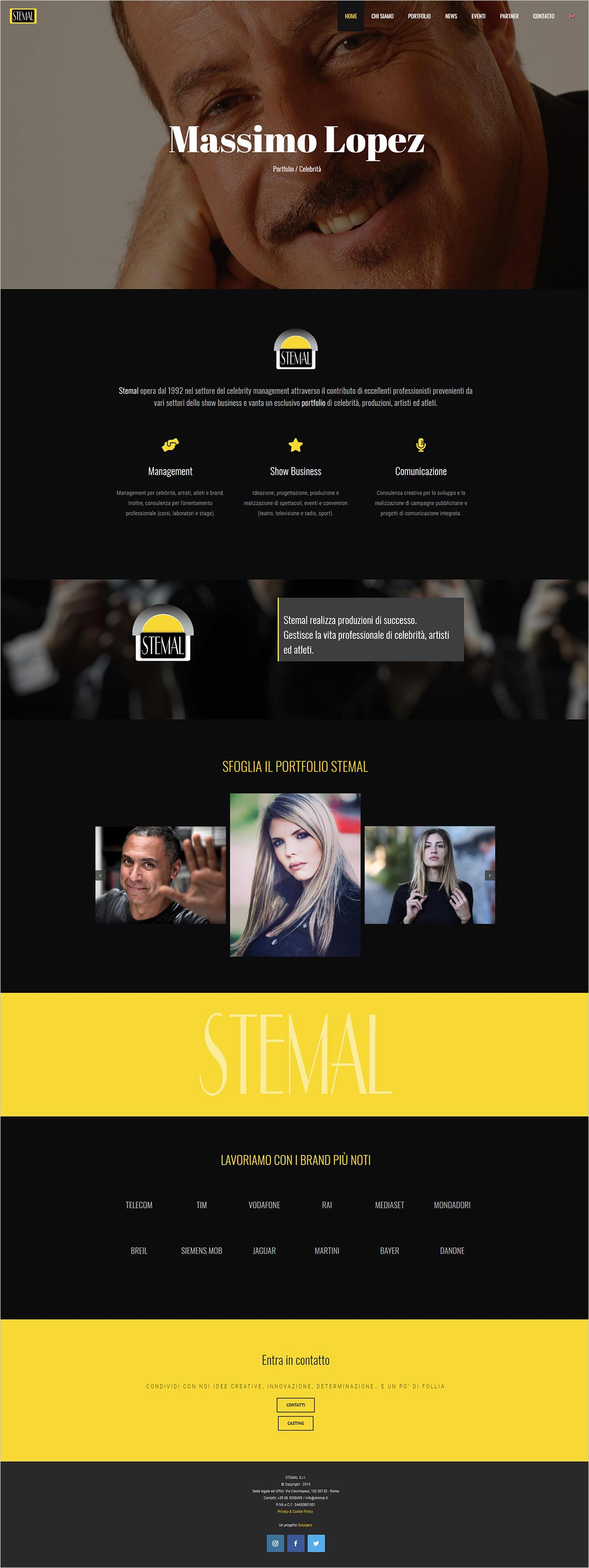 Stemal - Home Page